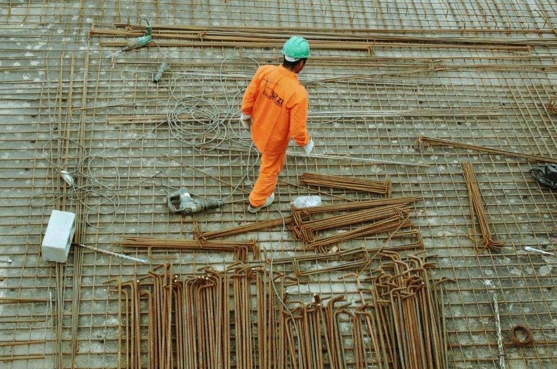 Safety Removal and Installation of Formwork